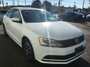 2015 Volkswagen Jetta Comfortline TSI *SUNROOF* Kitchener / Waterloo Kitchener Area image 6