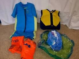 Set 18 - Swimming Set