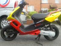 speedfigth 2 100cc ac