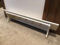White Wall Shelf IKEA