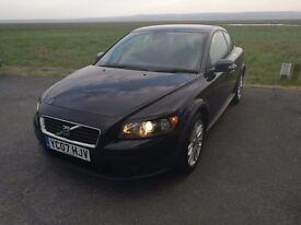 Volvo C30 - Long MOT - 1.8l Petrol - 78,000 Miles - Black - 2 Keys - Excellent Condition.