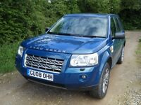 Land Rover Freelander 2 2.2 TD4 HSE Auto sunroof one owner