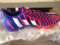 Brand new Size 8 Predator Football boots