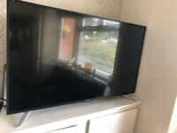 Sharp 43 Inch LED HD TV with freeview HD