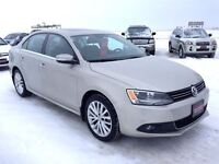 2012 Volkswagen Jetta Highline Rated A+ by the B.B.B