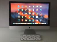 "Apple iMac 27"" - Boxed / Excellent Condition - A1312"