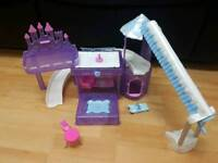 polly pocket hotel snow cool