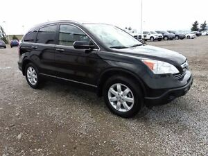 2009 Honda CR-V EX-L Leather Sunroof Heated Seats
