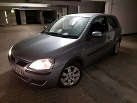 VAUXHALL CORSA 2006 FOR SALE