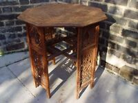 FREE DELIVERY Indian Wooden Table Furniture