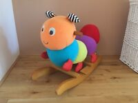 Mamas and Papas Caterpillar Rocker Charlie