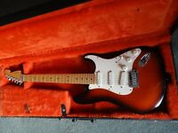 Fender Stratocaster Electric Guitar (1996) & Case