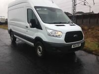2014 FORD TRANSIT LWB HI ROOF NEW MODEL FINANCE AVAILABLE