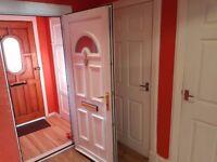 3 Bedroom Flat Glasgow South Mansewood Thornliebank Near Silverburn M77