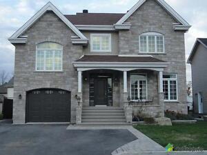 529 900$ - Maison 2 étages à vendre à Terrebonne