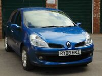 Renault Clio Automatic 5 Door
