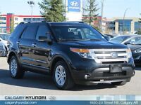 2011 Ford Explorer XLT AWD 7-Pass, Leather, Pan Sunroof,