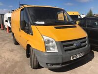 Ford transit 1997-2010 year spare parts available