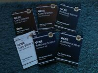 GCSE Science revision books