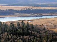 1654 Acres of prime land by Ghost Lake