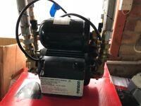 Stuart turner monsoon 1.5 bar universal pump