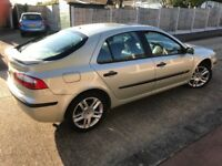 RENAULT LAGUNA EXTREME 1.8 16V PETROL MANUAL 2004-REG 68k LONG MOT DRIVES VERY WELL