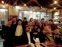-Dalla Terra- Italian enoteca Looking for Bar tender and Kitchen assistant