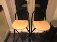 Free 2 x bar stools