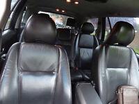 VOLVO XC90 4X4 JEEP 7 SEATER FAMILY OFFROAD 2.4 DIESEL AUTO NOT BMW X5 MERCEDES ML KIA SORENTO