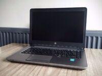 HP PROBOOK 640 G1,i5,4200M,2.5GHz,8GB RAM,500GB SSHD,WINDOWS 10 PRO,HD GRAPHICS,MINT CONDITION