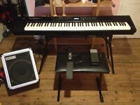 Roland RD-300GX Piano + Roland Cube 60 Keyboard Amp + Range Of Accessories