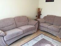 For Sale: 2-Piece Sofa Set
