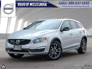 2017 Volvo V60 Cross Country T5 AWD Premier from 0.9%-6Yr/160, 0