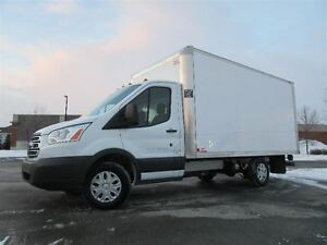 2016 Ford Transit T-350 ** Cube 14 Pieds ** Roues simple **