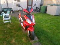 50cc moped spares and repairs