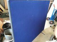 Blue office particians 30 pounds each
