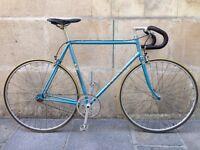 1980 Made in France Peugeot PBN10 Record du Monde Vintage Singlespeed Bike Bicycle - Size 57cm