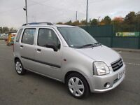 2005 SUZUKI WAGON R - 1.3 PETROL - 5 DOOR - 2 OWNERS - 1 YEAR MOT - SERVICE HISTORY - PX WELCOME