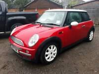 2001 Mini Cooper RC32