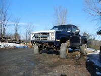 1982 GMC Shortbox Stepside