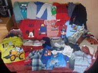 boys clothes bundle 2-4yrs