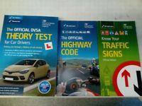 Brand new DVSA theory books for sale
