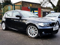 BMW 1 SERIES 2.0 118d M Sport 5dr MOT, road tax £30 yearly, very low price