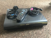 Sky+HD Box 2TB DRX895WL-C FULLY WORKING NO ISSUES COMPLETE WITH REMOTE AND ALL CABLES PRISTINE COND