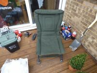 Nash Fishing Chair - Very good condition might need a bit of WD40