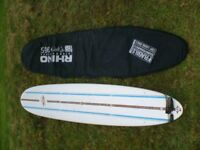 BIC LONGBOARD NAT YOUNG 9,4 NOSERIDER GOOD USED CONDITION