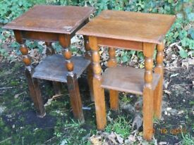 'Occasional' tables