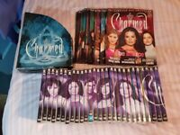 CHARMED - TV SERIES-DVD & MAGAZINE COLLECTION, THE FIRST 27 ISSUES/DVD'S