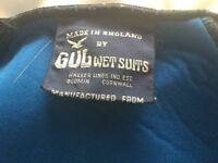 Adult Wetsuit Jacket With Nylon Sleeves