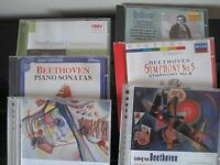 Classical CD's- Ludwig van Beethoven